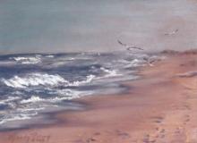 Morning Sea Breeze, OBX