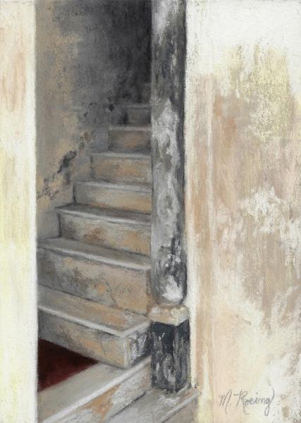 Le  Meilleur et dans l'Escalier